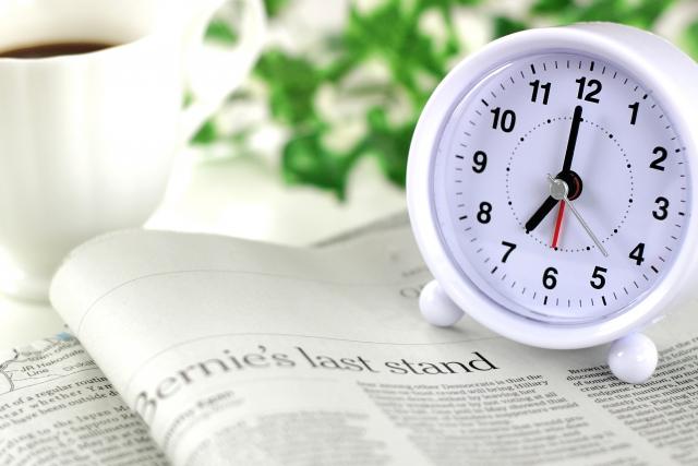 投稿時間を特定する